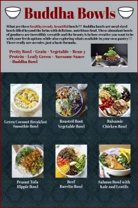 The Tubby Olive Recipes_Buddha Bowls