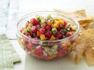 Fruit Salsa_The Tubby Olive