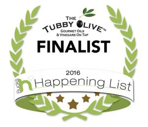 The Tubby Olive_finalist_Bucks Happening_2016